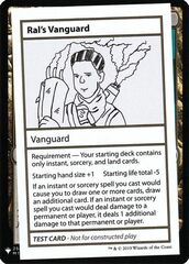 Ral's Vanguard