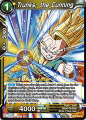 Trunks, the Cunning - BT8-074 - C - Pre-release (Malicious Machinations)