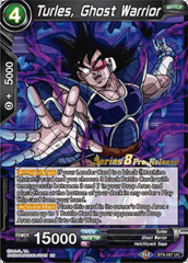 Turles, Ghost Warrior - BT8-097 - UC - Pre-release (Malicious Machinations)