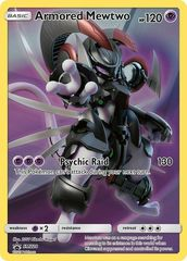 Armored Mewtwo - SM228 - SM Black Star Promos
