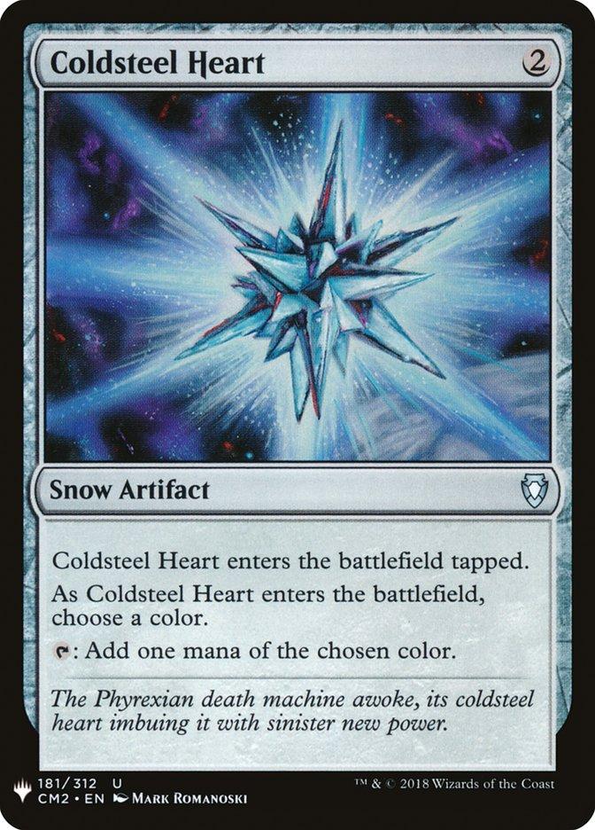 Coldsteel Heart