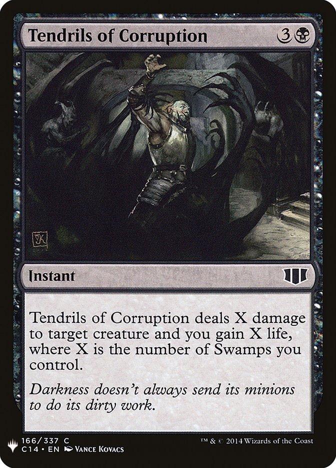 Tendrils of Corruption