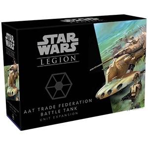 Star Wars: Legion - AAT Trade Federation Battle Tank Unit Expansion