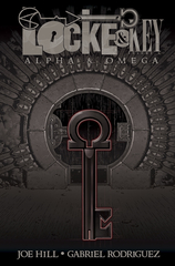Locke & Key Tp Vol 06 Alpha & Omega (STK652509)