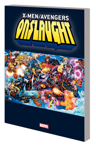 X-Men Avengers Tp Vol 01 Onslaught (STL145701)