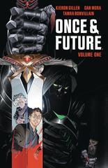 Once & Future Tp Vol 01 (STL144149)