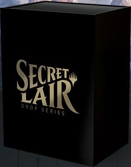 Secret Lair - explosion sounds