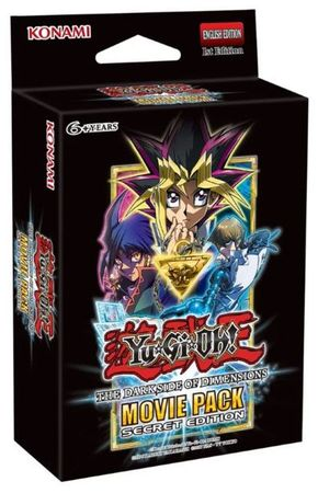 The Dark Side of Dimensions Movie Pack: Secret Edition Box