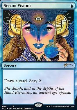Serum Visions - Foil (029)
