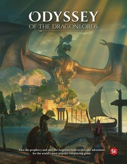 Odyssey of the Dragonlords Campaign Book