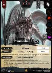 Primordial Force