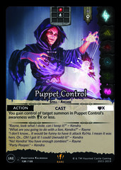 Puppet Control