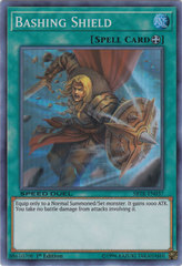 Bashing Shield - SBTK-EN037 - Super Rare - 1st Edition