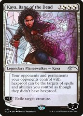 Kaya, Bane of the Dead - Foil - Stained Glass