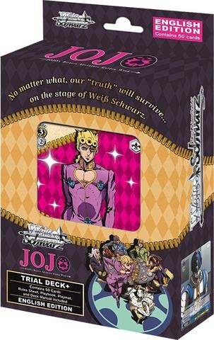 JoJo's Bizarre Adventure: Golden Wind Trial Deck+