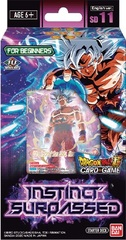 Instinct Surpassed - Starter Deck