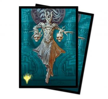 Ultra Pro - Theros Beyond Death Deck Protector Sleeves - Alternate Art Ashiok, Nightmare Muse