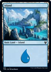 Island (280) - Foil (THB)