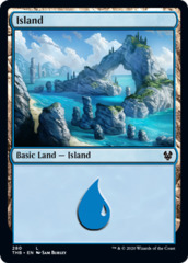 Island (280) - Foil