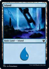 Island (281) - Foil (THB)