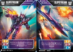 Slipstream // Strategic Seeker (Energon Edition)
