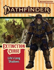 Pathfinder Second Edition Adventure Path: Life's Long Shadows (Extinction Curse 3/6)