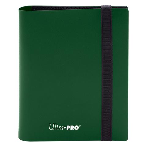 ULTRA PRO BINDER ECLIPSE PRO Binder 9PKT Dark Green