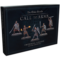 The Elder Scrolls: Call to Arms - Imperial Legion Plastic Faction Starter