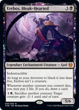 Enchantment God Mythic IROAS GOD OF VICTORY NM mtg Commander 2016 Gold