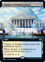Temple of Enlightenment - Foil - Extended Art
