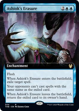 Ashioks Erasure - Extended Art