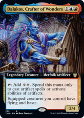 Dalakos, Crafter of Wonders - Extended Art