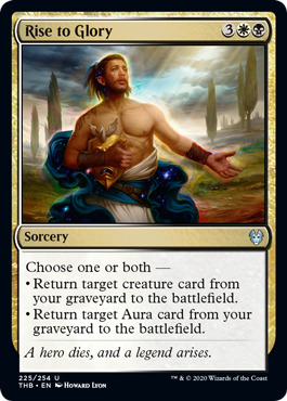 Rise to Glory - Foil