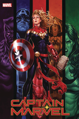 Captain Marvel #16 (STL147530)
