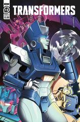 Transformers #19 Cvr B Shepherd (STL147718)