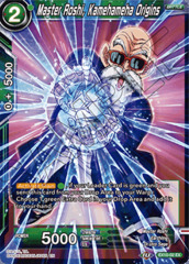 Master Roshi, Kamehameha Origins - EX10-02 - EX