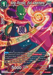 King Piccolo, Evil Ambitions - P-119 - PR - Foil