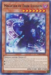 Magician of Dark Illusion - LED6-EN006 - Rare - 1st Edition