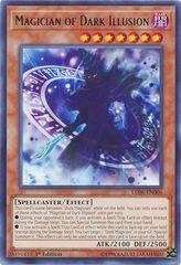 Magician of Dark Illusion - LED6-EN006 - Rare - 1st Edition