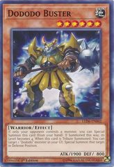 Dododo Buster - LED6-EN042 - Common - 1st Edition