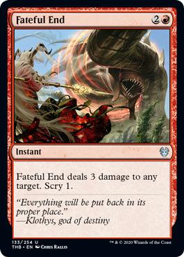 Fateful End