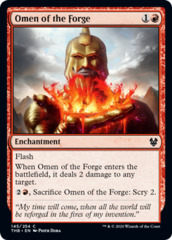 Omen of the Forge - Foil