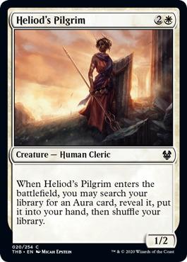 Heliods Pilgrim - Foil