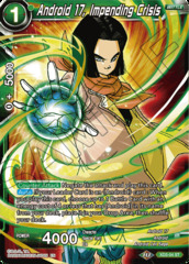 Android 17, Impending Crisis - XD3-04 - ST