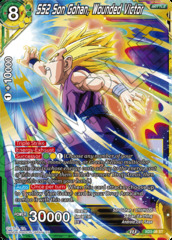 SS2 Son Gohan, Wounded Victor - XD3-08 - ST