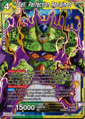 Cell, Perfection Reclaimed - XD3-10 - ST
