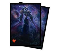 Ultra Pro - Theros Beyond Death Deck Protector Sleeves - Alternate Art Erebos, Bleak-Hearted