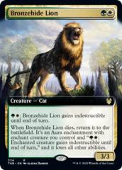 Bronzehide Lion - Extended Art