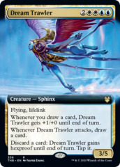 Dream Trawler - Foil - Extended Art