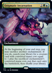 Enigmatic Incarnation - Foil - Extended Art
